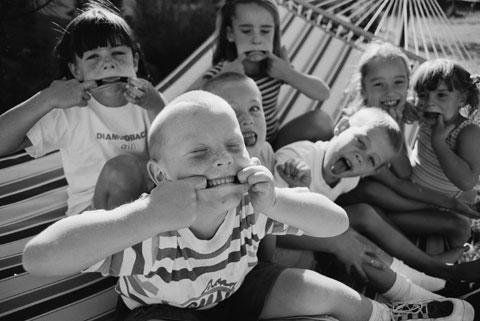 kids sur shots le blof hervé le gall photographe