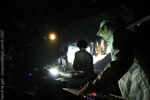 sayag jazz machine au run ar puns novembre 2007