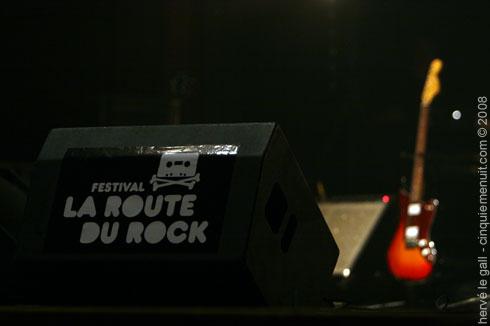 la route du rock saint malo 2008