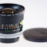 Canon 17mm f/4 photo occasion SHOTS