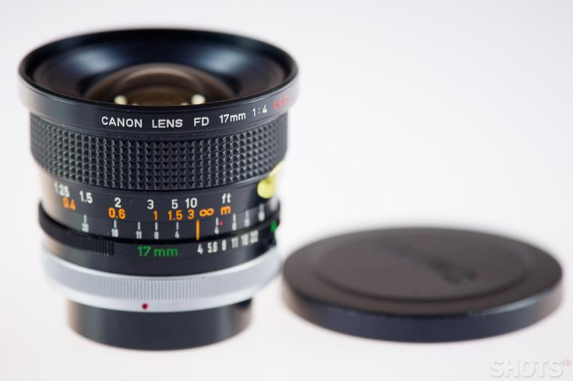 Photo du Canon 17mm f/4 photo occasion réalisée avec Nikkor 300 mm