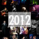 bonne annee 2012 shots et herve le gall