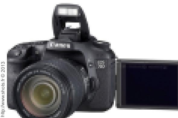 le point sur les rumeurs autour de EOS 70D nouveau modele appareil photo numerique Canon
