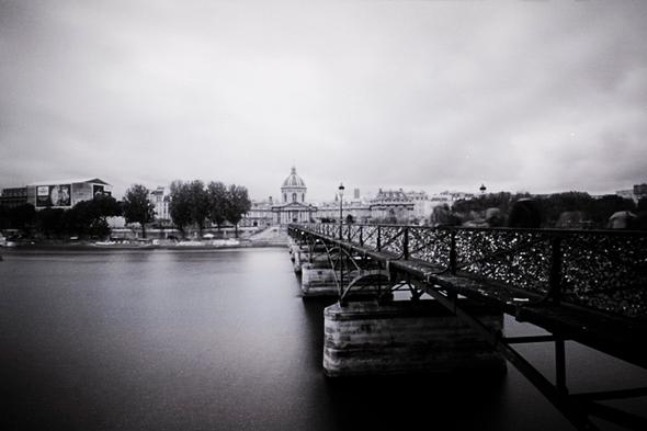 le pont des arts par vincent montibus
