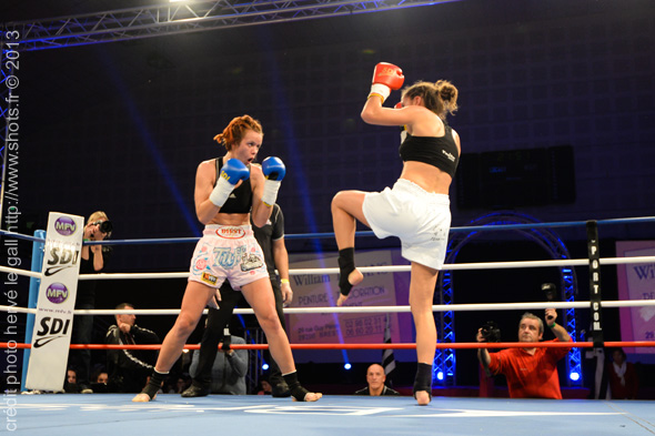 cindy-perros-championne-europe-kickboxing-2013-shots