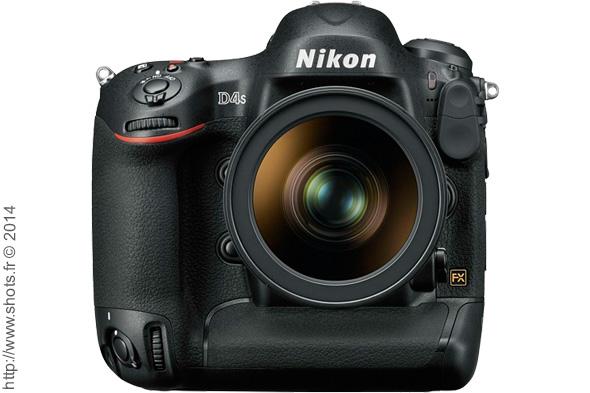 Nikon annonce Nikon D4s nouveau haut de gamme reflex numerique