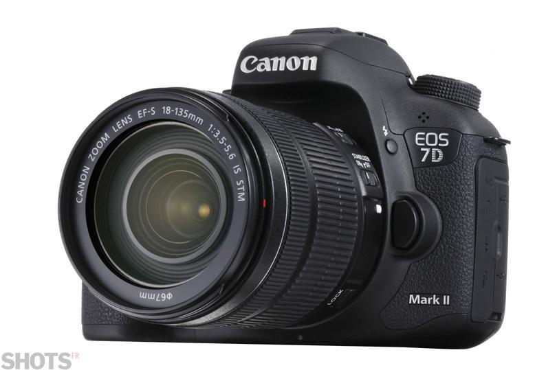 Canon annonce EOS 7D Mark II à lire sur SHOTS