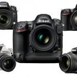 Nikon D610, Nikon D750, Nikon D810 et Nikon D4s. Bien choisir son reflex plein format.
