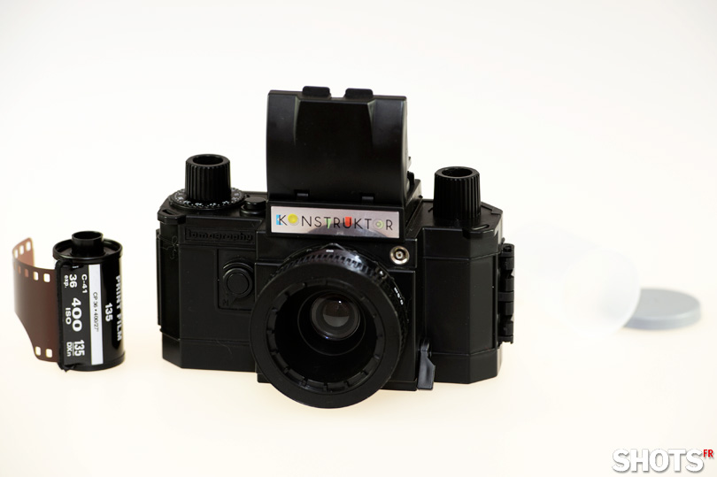 Lomography Konstruktor appareil photo a construire soi meme sur SHOTS