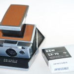 impossible project et polaroid SX70 review sur SHOTS