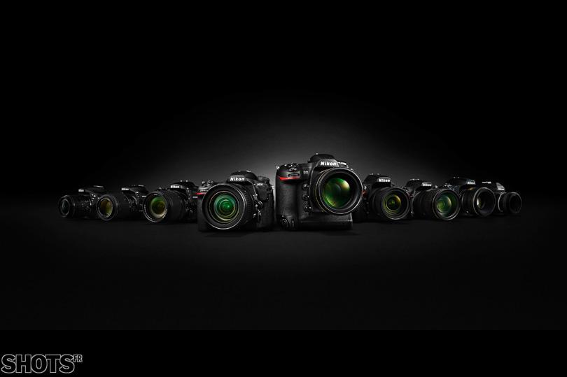 photographie numérique gamme nikon 2016 sur SHOTS