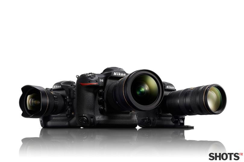 nikon D5 et nikon D500 annonces Nikon janvier 2016