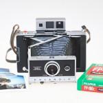 polarois 250 et film fuji FP100C