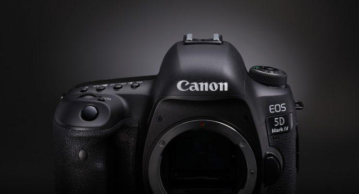 EOS 5D Mark IV nouveau reflex numérique Canon