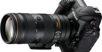Nikkor 70-200mm f/2.8E FL. Son prix haut fait débat.