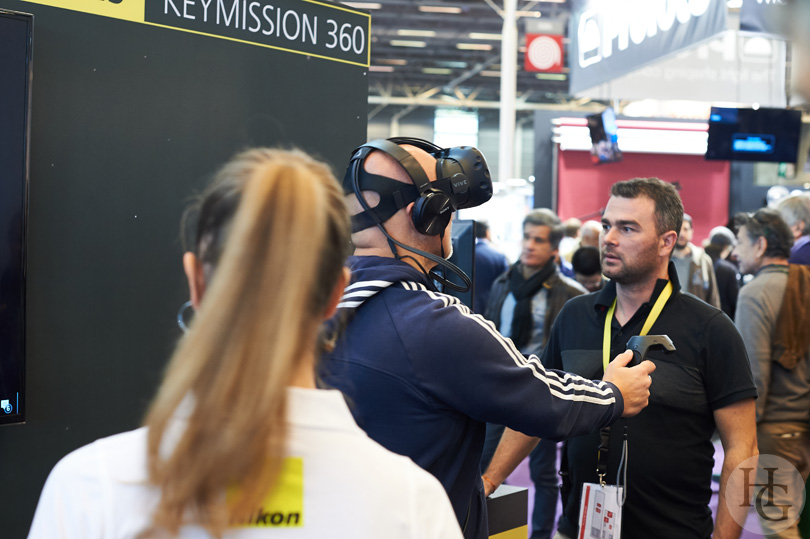 Nikon keymission 360 salon de la photo 2016