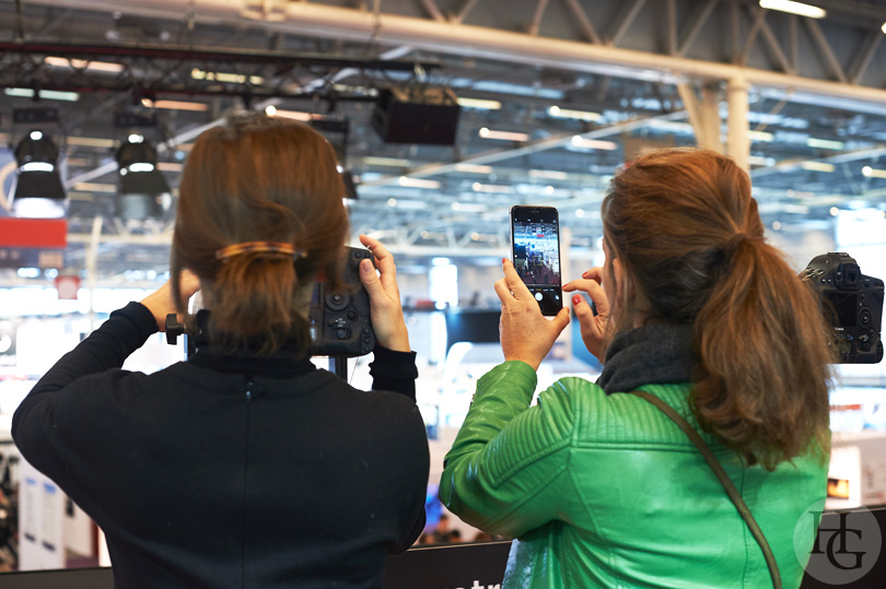 reflex versus smartphone salon de la photo 2016