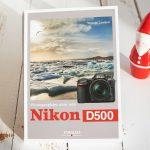 Photographier avec son Nikon D500. Vincent Lambert signe le livre de référence chez Eyrolles.