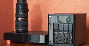 NAS My Cloud Pro serie PR4100 Western Digital. Le chaînon manquant.