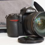 nikon F6 reflex argentique haut de gamme en test terrain sur SHOTS