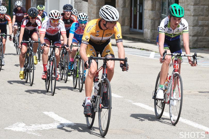course cycliste huelgoat test reflex Nikon D500