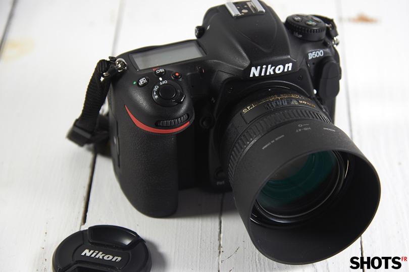 nikon D500 test terrain sur SHOTS