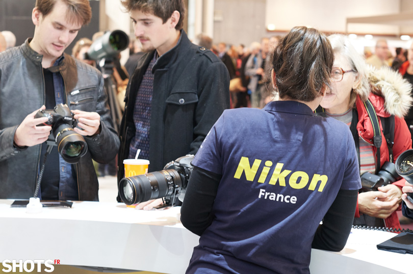 salon de la photo 2017 tour d'horizon par SHOTS