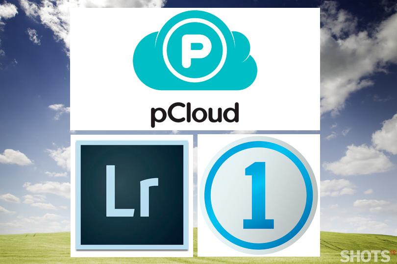 Test pCloud en tandem avec Lightroom et Capture One Pro. L'accord parfait.