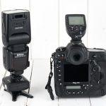 Prise de vue strobiste en flash déporté. Godox XPro VS Nikon SU-800.