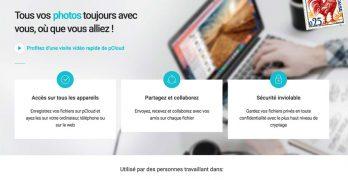 pCloud 2To à vie en vente flash pour le 14 juillet.