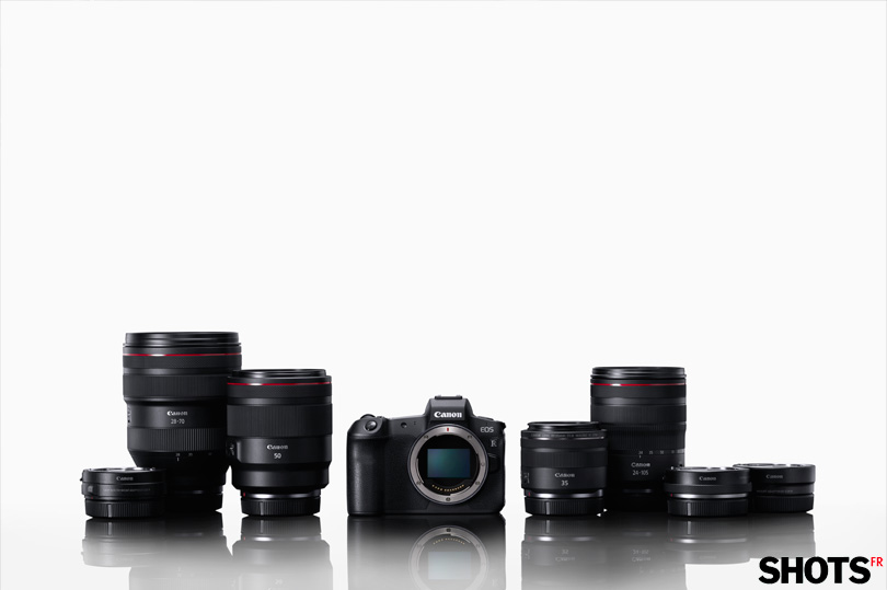 Canon annonce EOS R mirrorless plein format