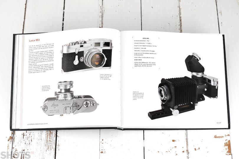 100 boîtiers rétro le guide du collectionneur. Le beau livre à offrir à Noël sur SHOTS