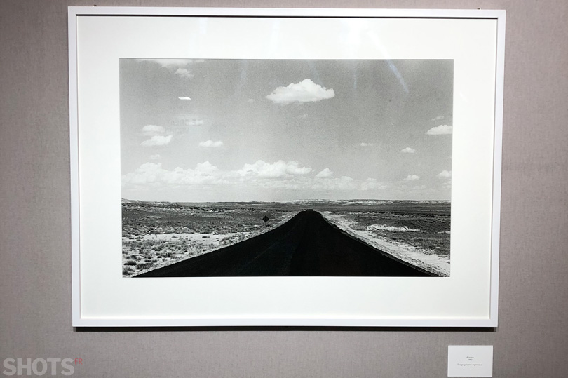 salon de la photo expo Bernard Plossu