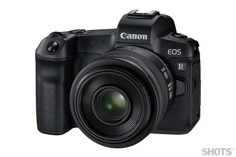 gamme hybrides Canon EOS R