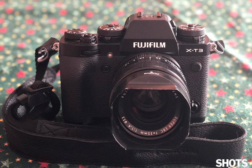 Test hybrides. Mes premiers pas avec Fujifilm X-T3