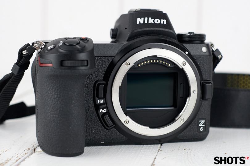 Nikon Z6 monture Z test hybrides SHOTS