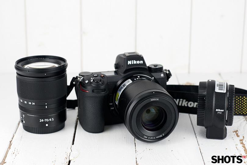 test hybrides mirrorless Nikon Z6