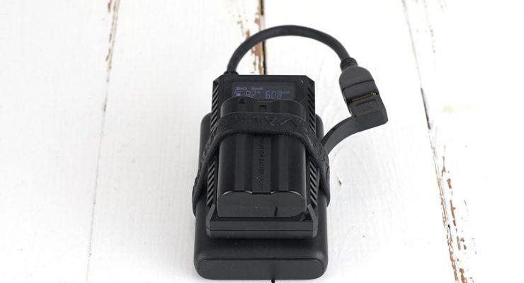 Chargeur autonome pour Nikon Z. Ma solution DIY pour éviter la panne sèche.