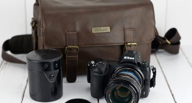 Optique Canon sur boîtier Nikon. Le rêve impossible.