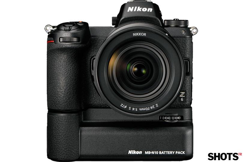 MBN10 pour Nikon Z. Deux ou trois bonnes raisons de s'en passer.