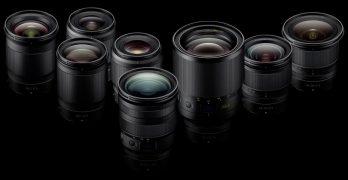 Optiques Nikkor S line. Nikon dévoile sa nouvelle roadmap jusqu'en 2021