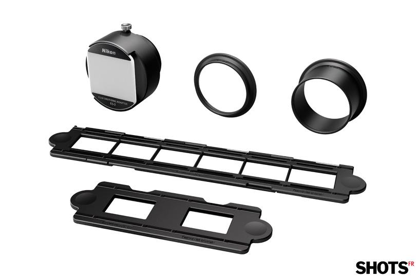 developpement argentique duplicateur ES-2 Nikon